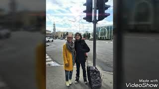 Ильдар Гайнутдинов и Анна Коростелёва