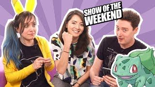 Show of the Weekend: Detective Pikachu and Ellen's Poké-Witness Mime Challenge