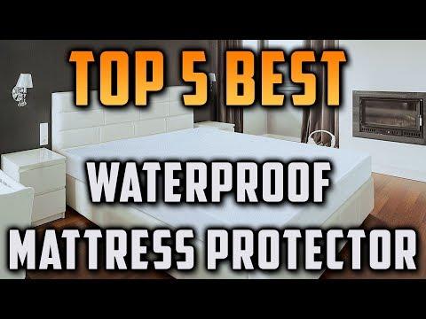 top-5-best-waterproof-mattress-protector
