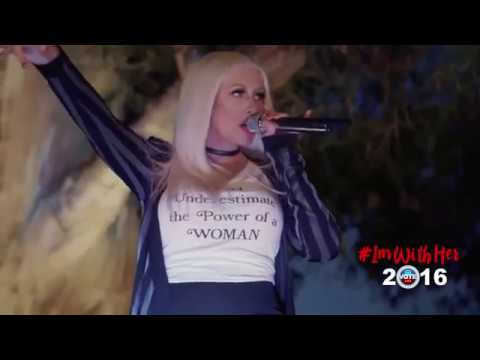 Christina Aguilera - Fighter is dedicated to Hillary and the fighters out there mp3