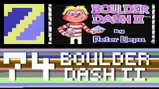 Boulder Dash II - Rockford