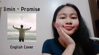 Jimin - Promise (약속) | English Cover - Anna Rosell