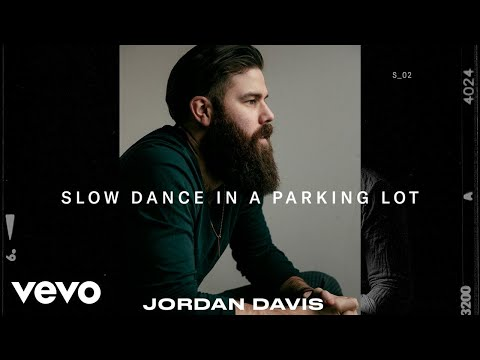 Jordan Davis - Slow Dance In A Parking Lot (Official Audio)