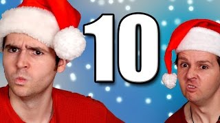 Top 10 Things That Go Wrong on Christmas!