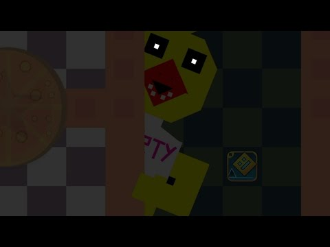 FIVE NIGHTS AT FREDDY OF GEOMETRY DASH MOVIE LEVEL : FNaF The Movie