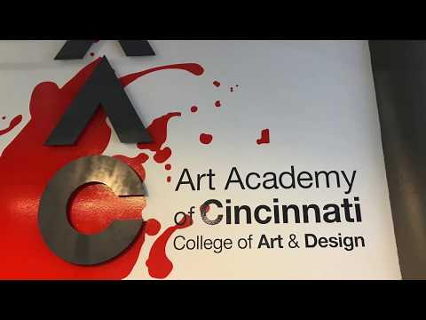 Art Academy of Cincinnati - A Tour