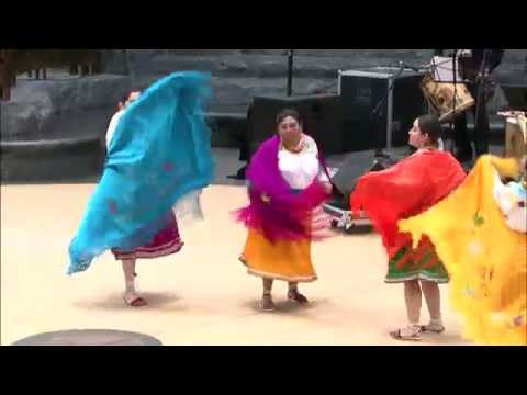 """The Great Inka Road"" Family Day 2 - Music & Dance of Peru & Ecuador"