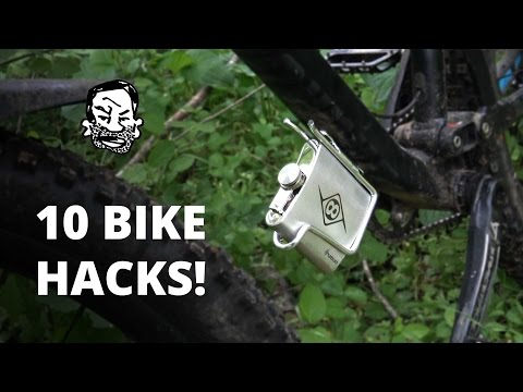 10 Bike Hacks for MTB, BMX, and Beyond