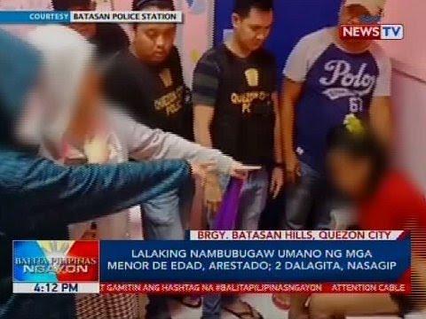Lalaking nambubugaw umano ng mga menor de edad, arestado