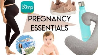Pregnancy Essentials - MUST HAVES While Pregnant