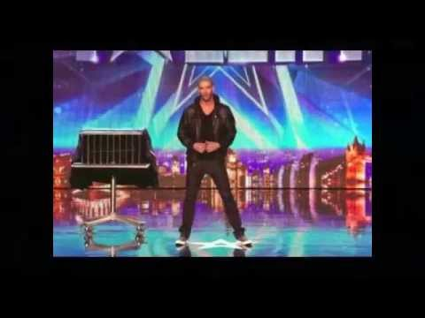 Darcy Cakes jaw-dropping dove illusions  Britains Got Talent 2014