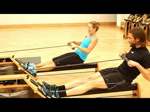 Row Endurance Workout | Full Body Workout | Fitness How To