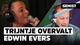 Wauw! Edwin Evers zingt spontaan een duet met Trijntje Oosterhuis | Live bij Evers Staat Op MP3