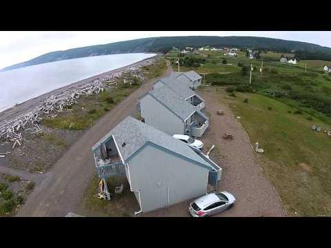 Driftwood Retreat in Advocate Harbour, Nova Scotia