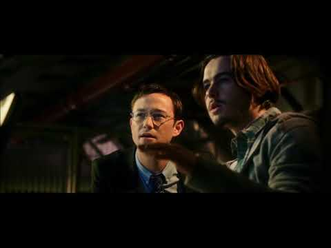 "Snowden NSA mass surveillance scene ""facebooks my bitch"""