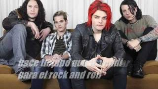 my chemical romance party poison subtitulos en español