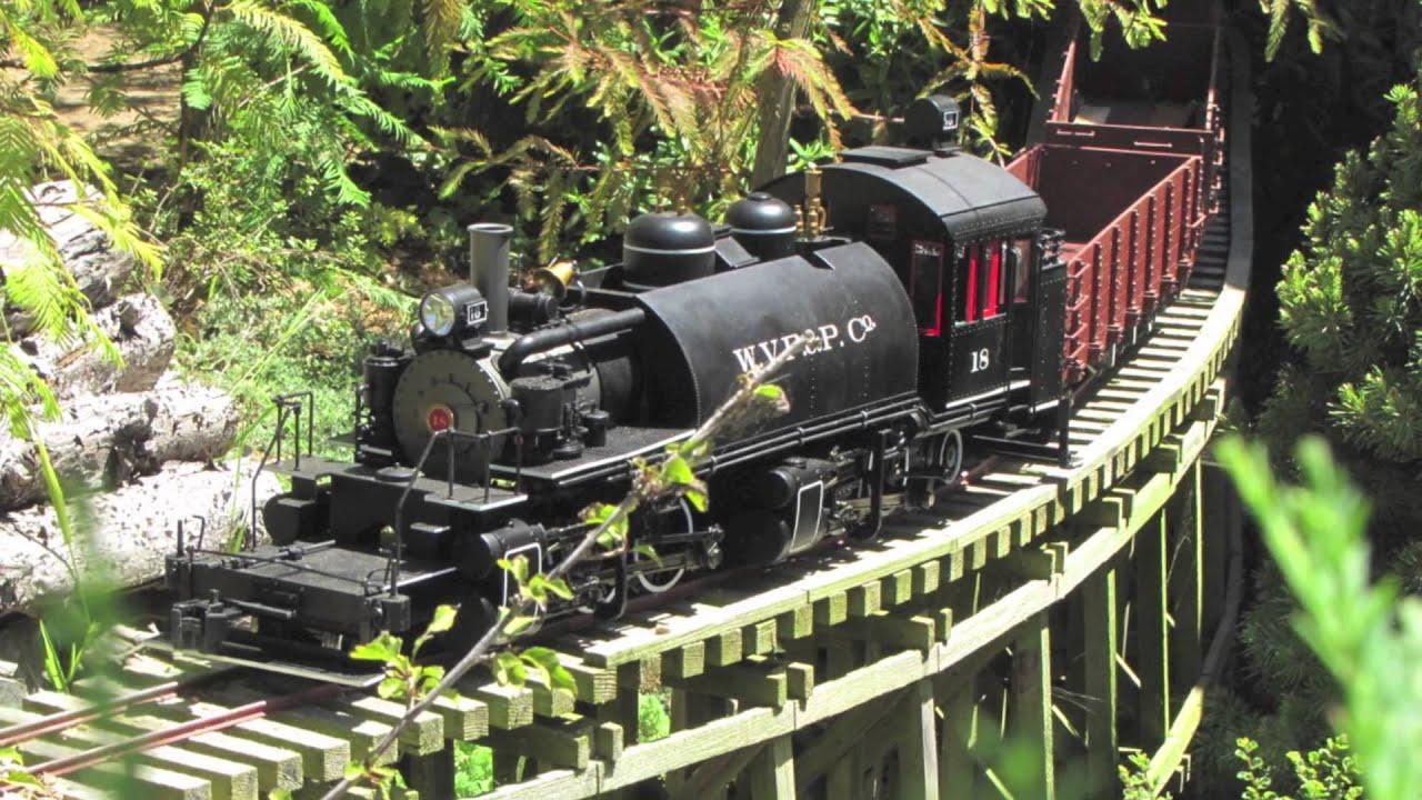2016 National Garden Railway Convention NGRC 2016 - YouTube