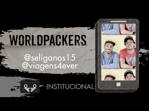 Worldpackers Academy - @seliganos15 @viagens4ever