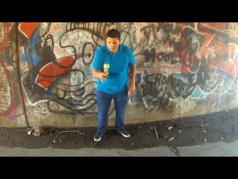 Kendama Co Amateur Night - Uriel Sanchez - Bird Theme