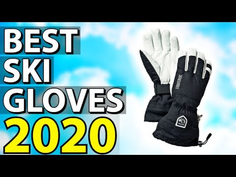✅ TOP 5: Best Ski Gloves 2020