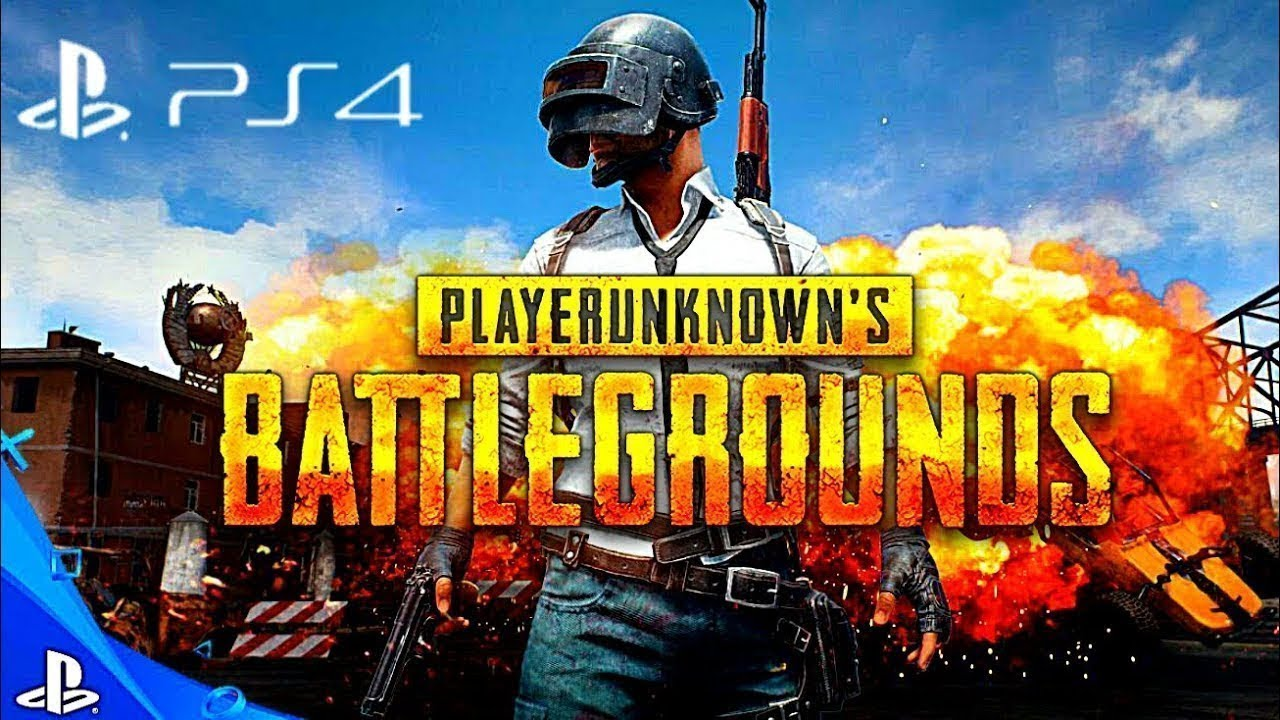 PUBG PS4 RELEASE CONFIRMED