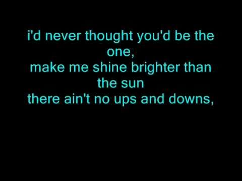 Lumidee Never Leave You Lyrics