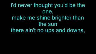 Lumidee- Never Leave You With  Lyrics