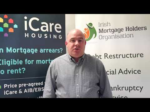 Watch: David Hall from iCare Housing explains Mortgage to Rent