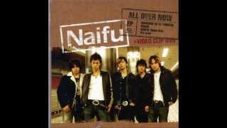 Naifu  『ALL OVER NOW』 素顔