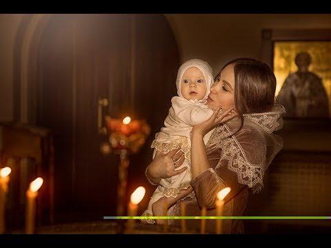 Обработка фотографии с крещения. Обработка фотографий из храма.