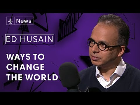 Ed Husain on his life after Islamic extremism, a Middle East Union and tackling terrorism