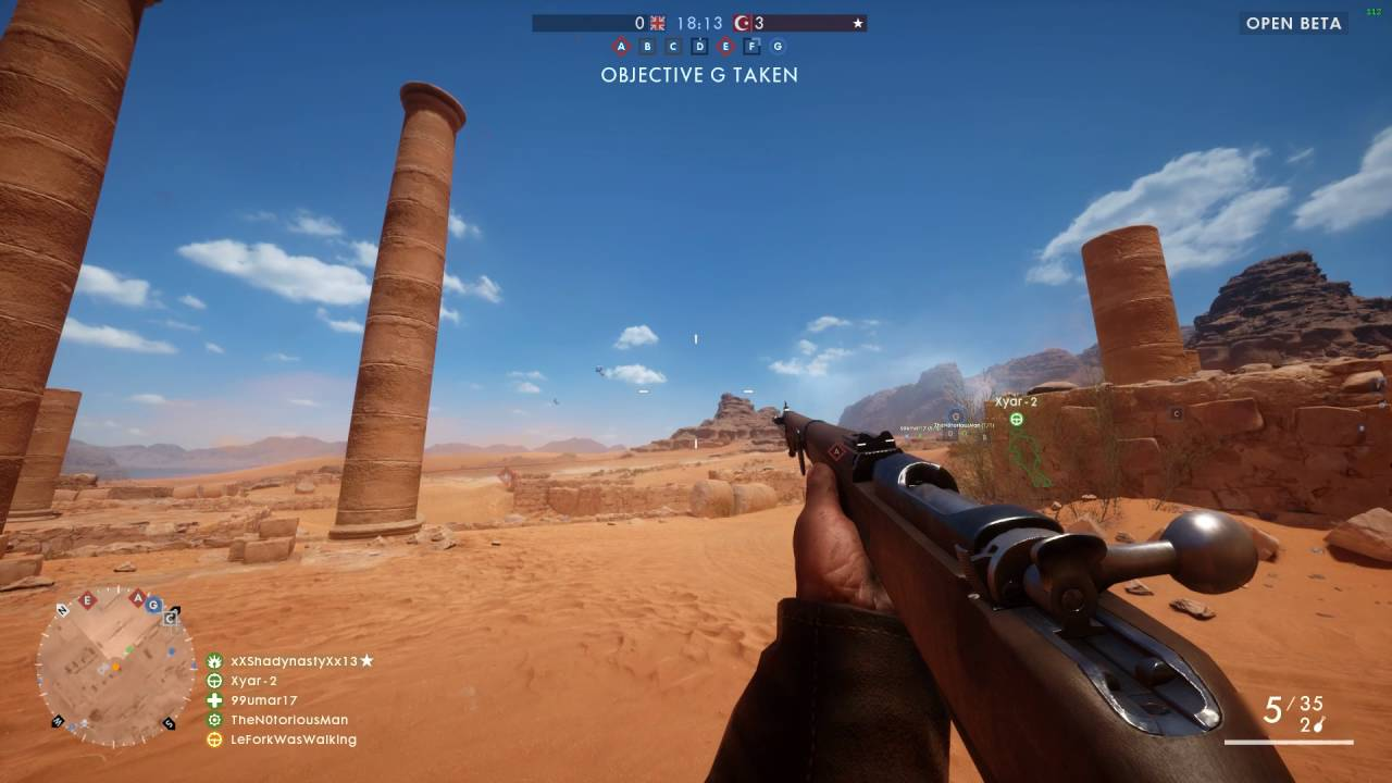 Battlefield 1 weird mouse stutter