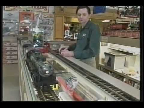 Allied Model Trains (Largest store in the World) by filmmaker Keith O'Derek