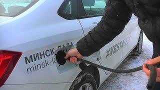 Lada Vesta: косяк с пробкой бензобака и решение проблемы
