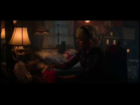 Сабрина обрывает свои чувства к Нику и Харви. Леденящие душу приключения Сабрины 3 сезон