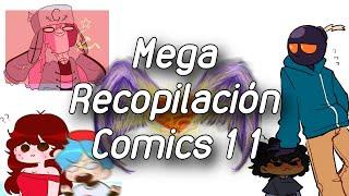Friday Night Funkin: Mega Recopilación Comics 11 - Fandub Español