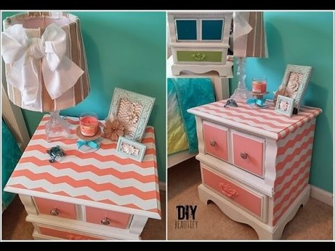 Cool Dresser Makeover Ideas for Kids Room YouTube