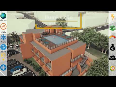 Hotel Pedra dos Bicos Albufeira - K2000 - Energy Audit