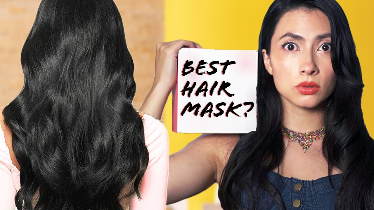 I Used A Popular Store Hair Mask Every Day For 4 Days – Damaged Hair Rehab Challenge
