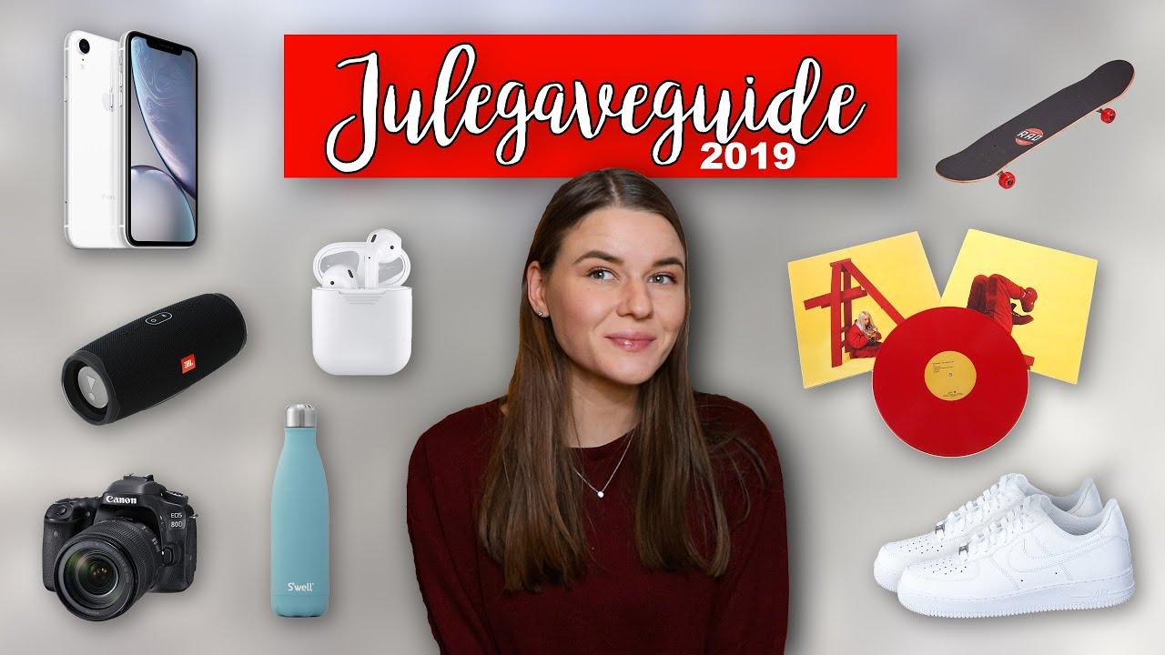 Download JULEGAVEGUIDE // 50+ gaveideer