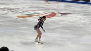 Ladies' Free Skate, Final Group's 6-Minute Warm-Up - 2019 Four Continents Championships