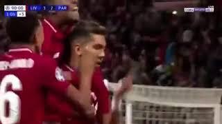 هدف فيرمينو القاتل فى اخر دقيقة امام باريس سان جرمان