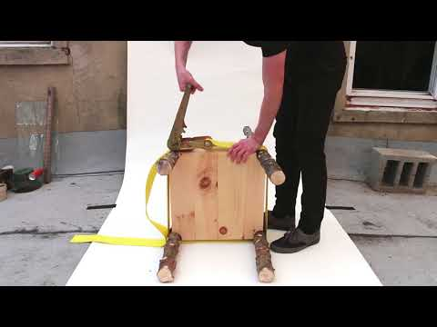 How the Strap Chair went from daily sketch to design challenge