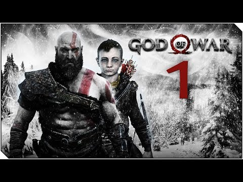 GOD OF WAR | CAPITULO 1 | Kratos best PAPA in the world