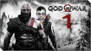 GOD OF WAR   CAPITULO 1   Kratos best PAPA in the world