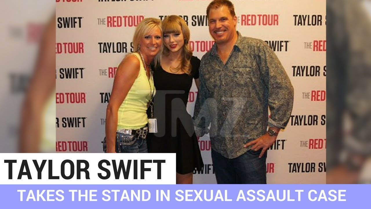 Taylor Swift Takes The Stand In Sexual Assault Case ...