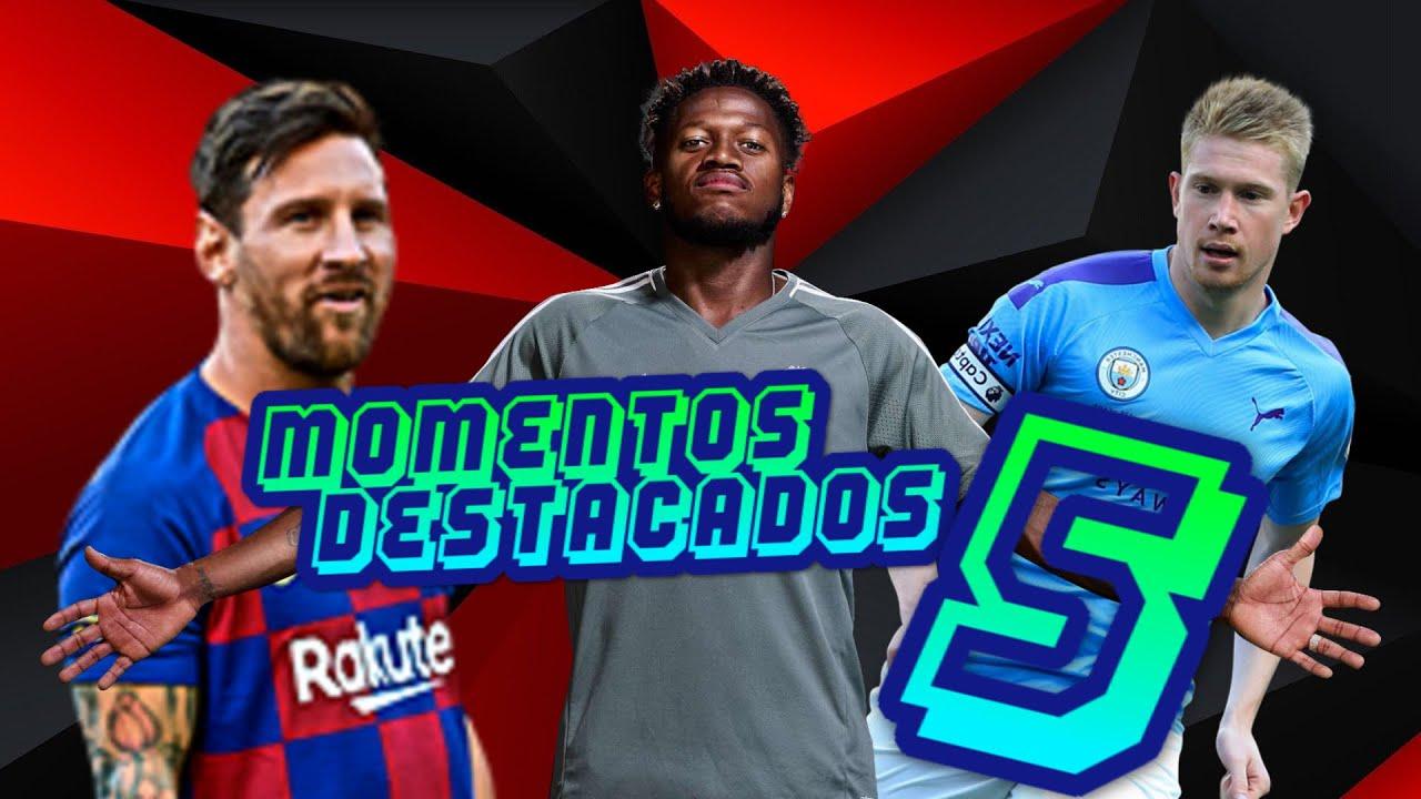 MOMENTOS DESTACADOS #5 | COMO TIRAR PENALES IMPARABLES!!!