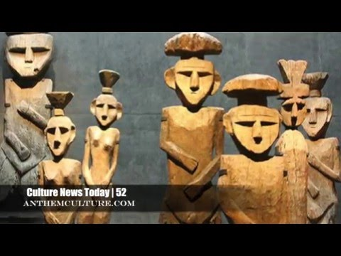 Culture News Today | Pure Grenada Music Festival, China Film Industry Growth, Pre-Columbian Art