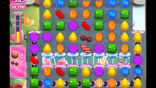 Level 579 // Candy Crush Saga // ★★★ no boosters
