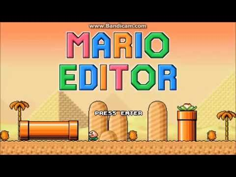 How to make a pipe warp to a section mario editor